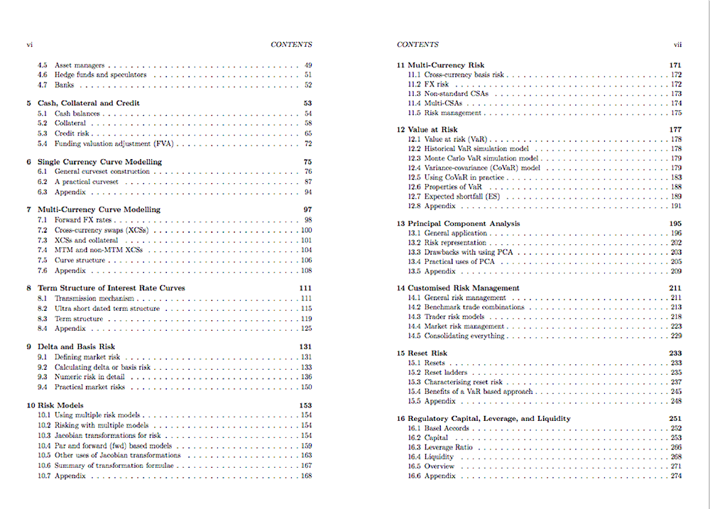 Pricing and Trading Interest Rate Derivatives A Practical Guide to Swaps